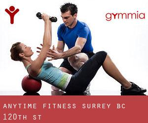 Anytime Fitness Surrey, BC (120th St)
