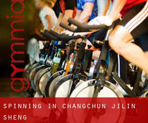 Spinning in Changchun (Jilin Sheng)