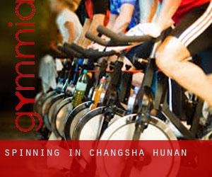Spinning in Changsha (Hunan)
