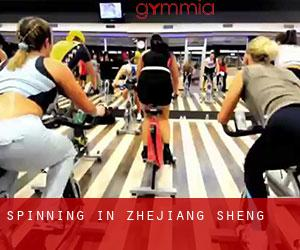 Spinning in Zhejiang Sheng