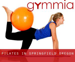 Pilates in Springfield (Oregon)