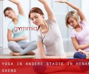 Yoga in Andere Städte in Henan Sheng