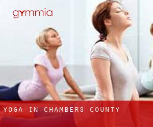 Yoga in Chambers County