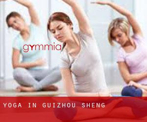 Yoga in Guizhou Sheng