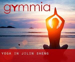 Yoga in Jilin Sheng