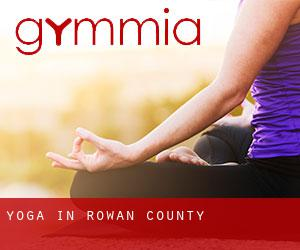 Yoga in Rowan County