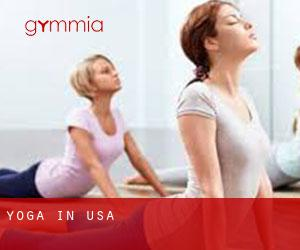 Yoga in USA