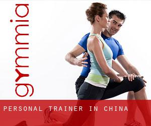 Personal Trainer in China