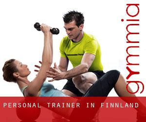 Personal Trainer in Finnland