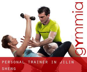 Personal Trainer in Jilin Sheng
