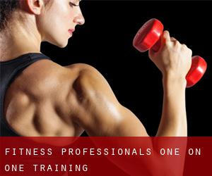 Fitness Professionals One On One Training